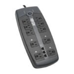 The Best Surge Protector Option: Tripp Lite TLP1008TEL 10 Outlet Surge Protector Power Strip