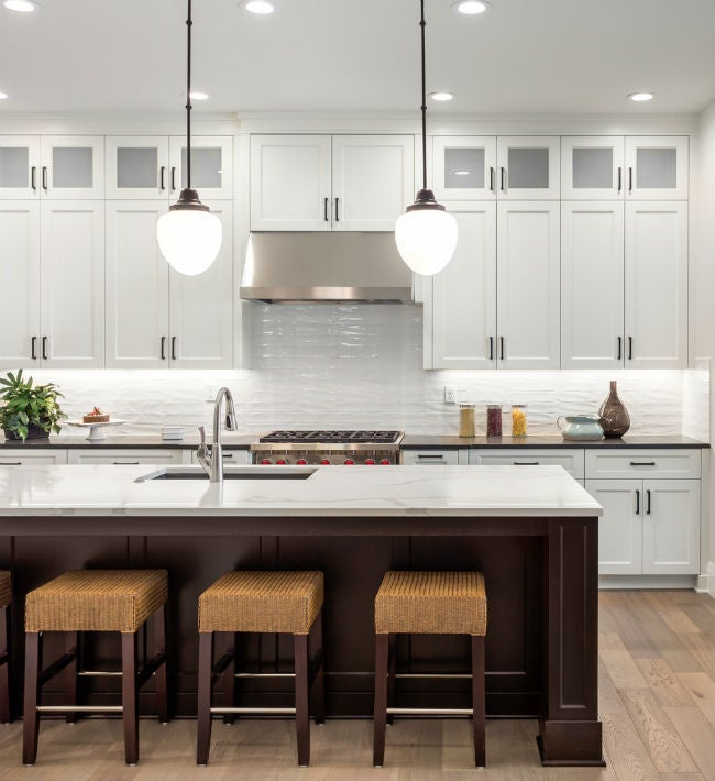 Upper Cabinet Height For Kitchens, Full Height Upper Kitchen Cabinets