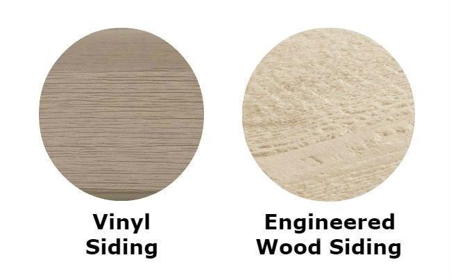 Choosing Wood vs Vinyl Siding