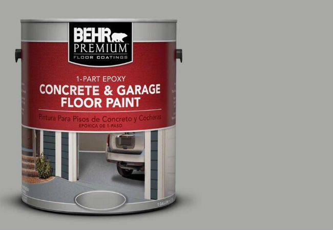 Best Garage Floor Paint from Behr