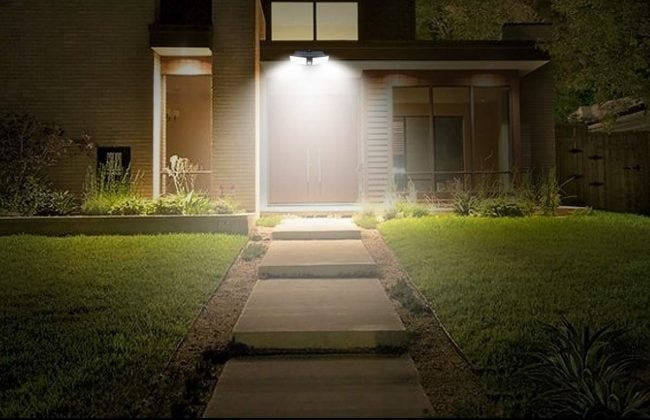 Best Outdoor Motion Sensor Lights: URPOWER