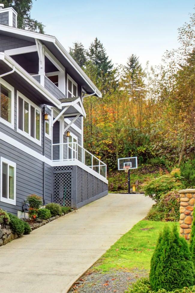 5 Ways to Use a Concrete Slab