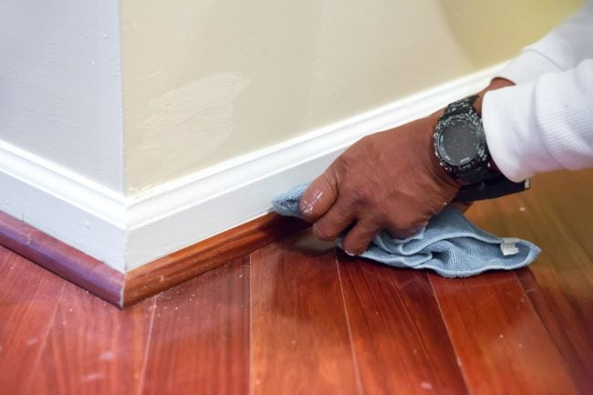 Here's Why You Should Install Shoe Molding
