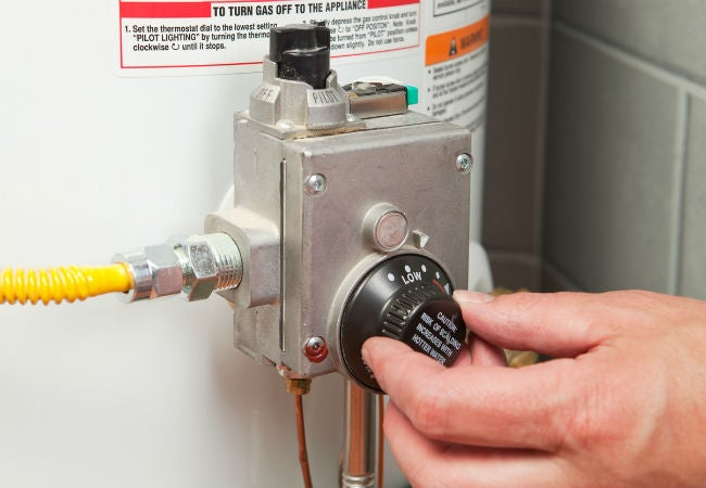 DIY Plumbing Repair: Flushing a Water Heater