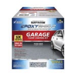 The Best Garage Floor Paint Option: Rust-Oleum EPOXYSHIELD Garage Floor Coating Kit