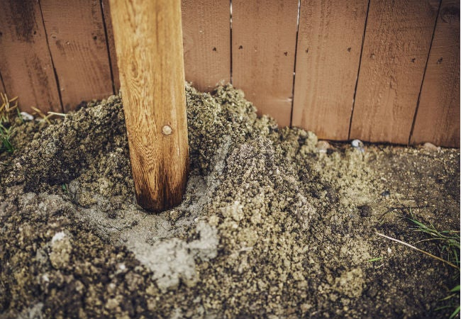 Tips for Setting Fence Posts