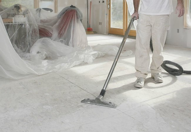 3 Reasons That the Pros Choose Dust-Free Tools