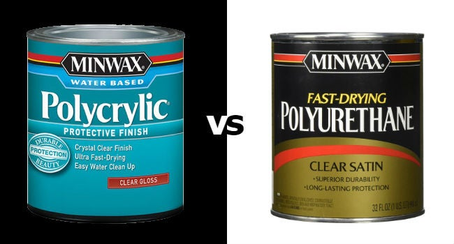 Polycrylic vs Polyurethane: Which Finish to Use On Your Wood Project