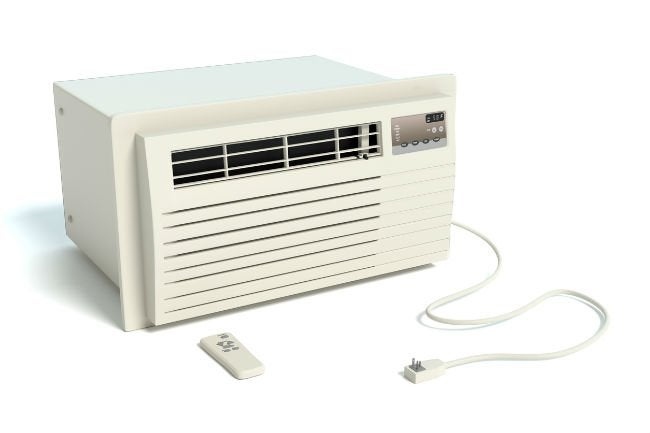 Cleaning Out Mold in the Air Conditioner