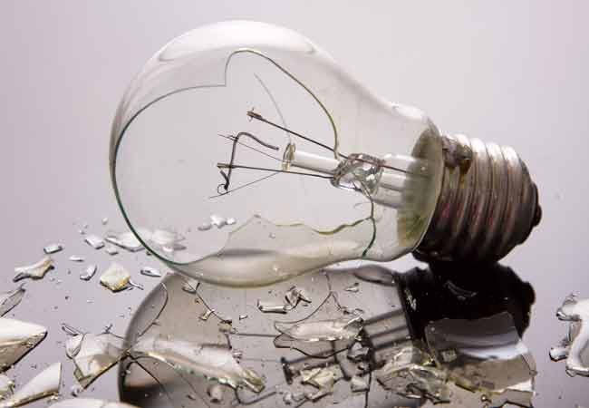How To: Remove a Broken Light Bulb