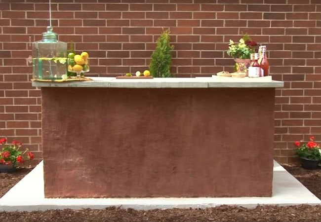All You Need to Know About DIY Concrete Countertops