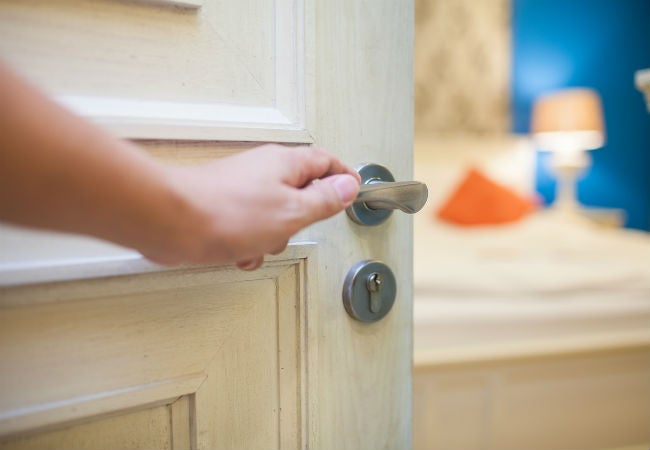 How to Stop a Door from Slamming