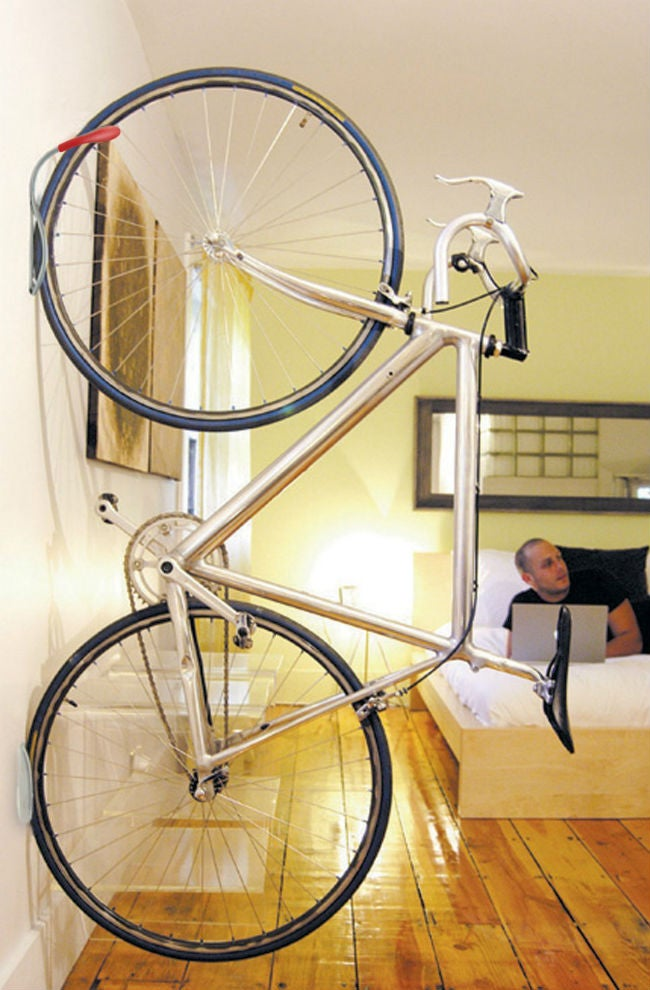 How to Wall Mount a Bike with a Delta Cycle Bike Rack