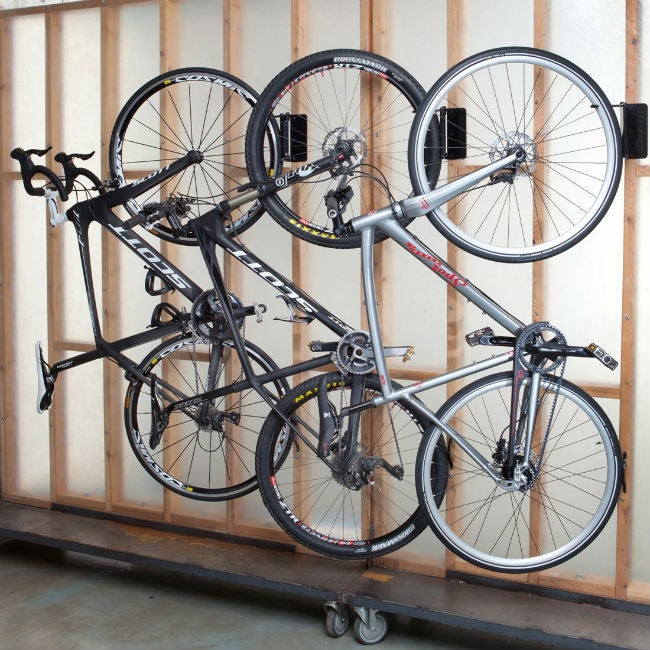 How to Wall Mount a Bike with a Feedback Sports' Velo Hinge