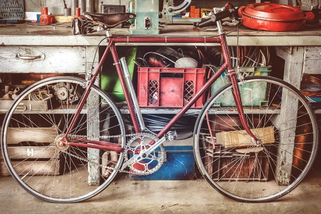How to Wall Mount a Bike and Regain Your Floor Space