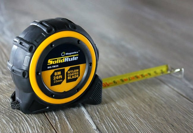 Shopping for the Best Tape Measure
