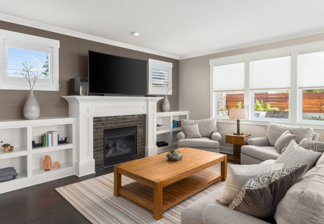 Solved! Why It's a Mistake to Mount a TV Above a Fireplace