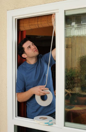 Make Your Home More Airtight After a Blower Door Test