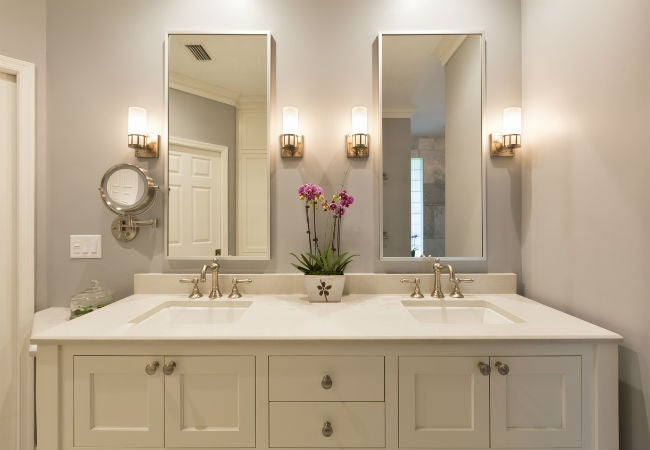Best Bathroom Lighting Solved Bob Vila