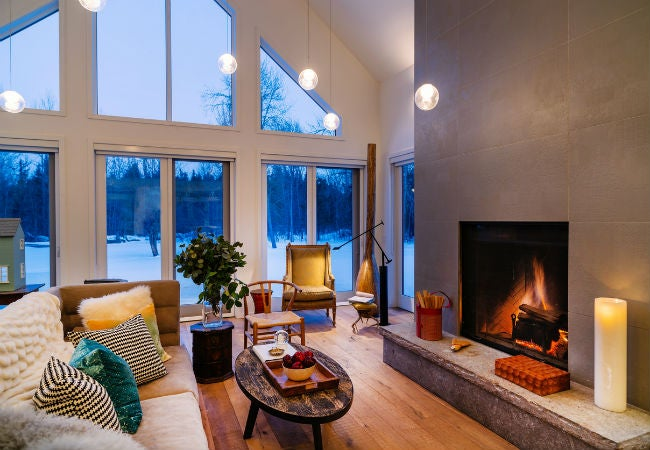The Best Wood for Fireplaces