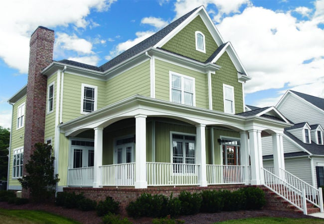 The Fiber Cement Siding Trusted by Contractors