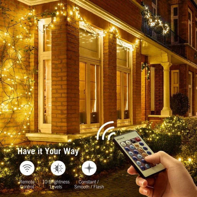 Best Christmas Lights: TaoTronics