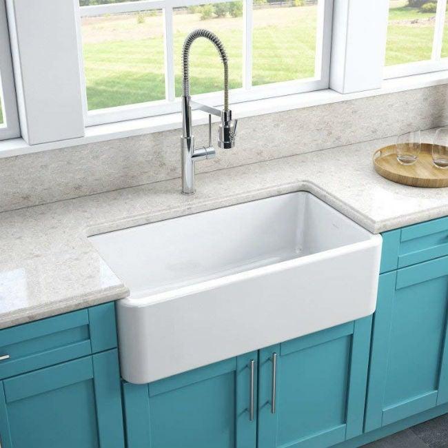 The 7 Best Kitchen Sink Materials