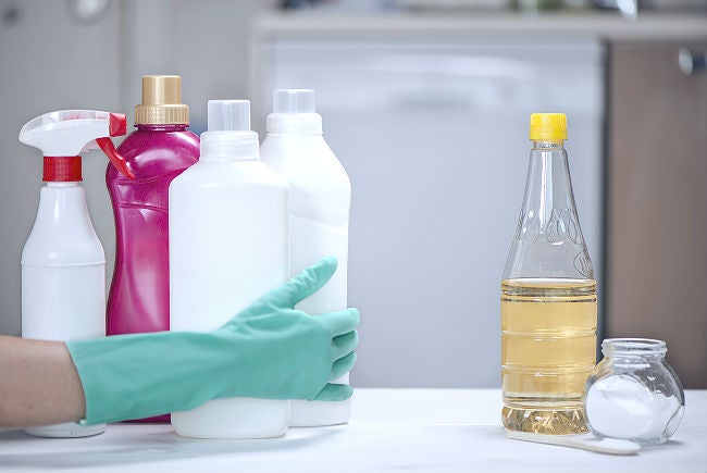 Never Combine Bleach and Vinegar—Here's Why