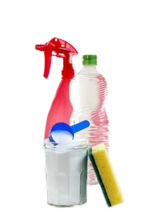 Never Combine Bleach and Vinegar When Cleaning—Here's Why