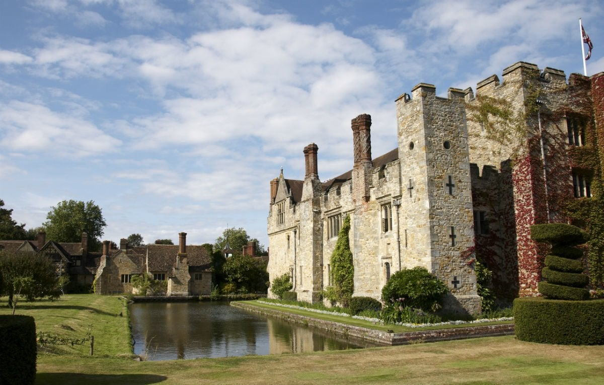 Tudor Houses, Then (in the 15th Century) and Now