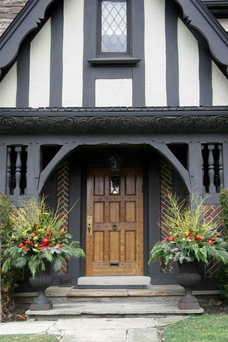 Tudor Houses, Then and Now