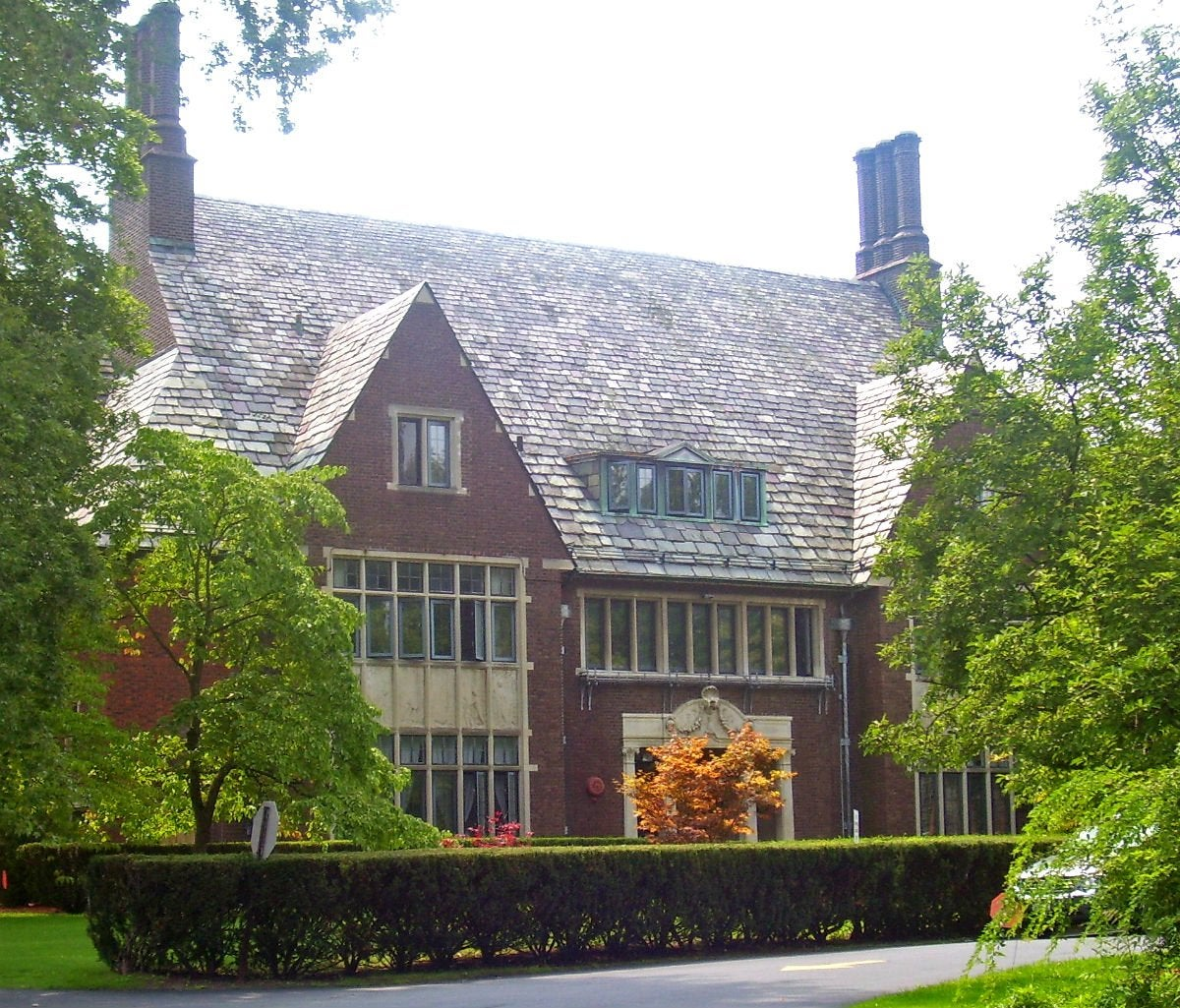 Famous Tudor Houses You Can See Today: The Astor Home for Children