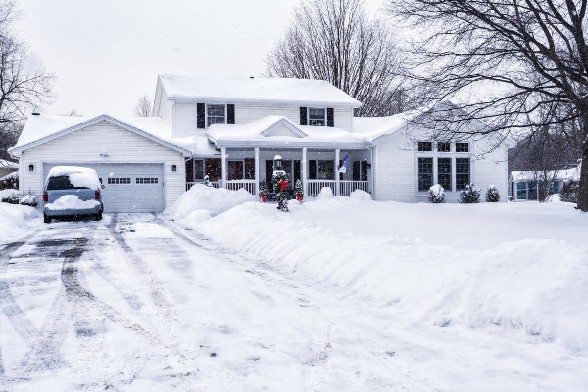 Sick of Shoveling? The Pros and Cons of Having a Heated Driveway