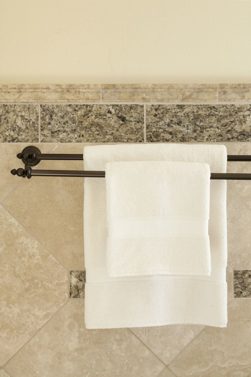 The Right Towel Bar Height, Solved