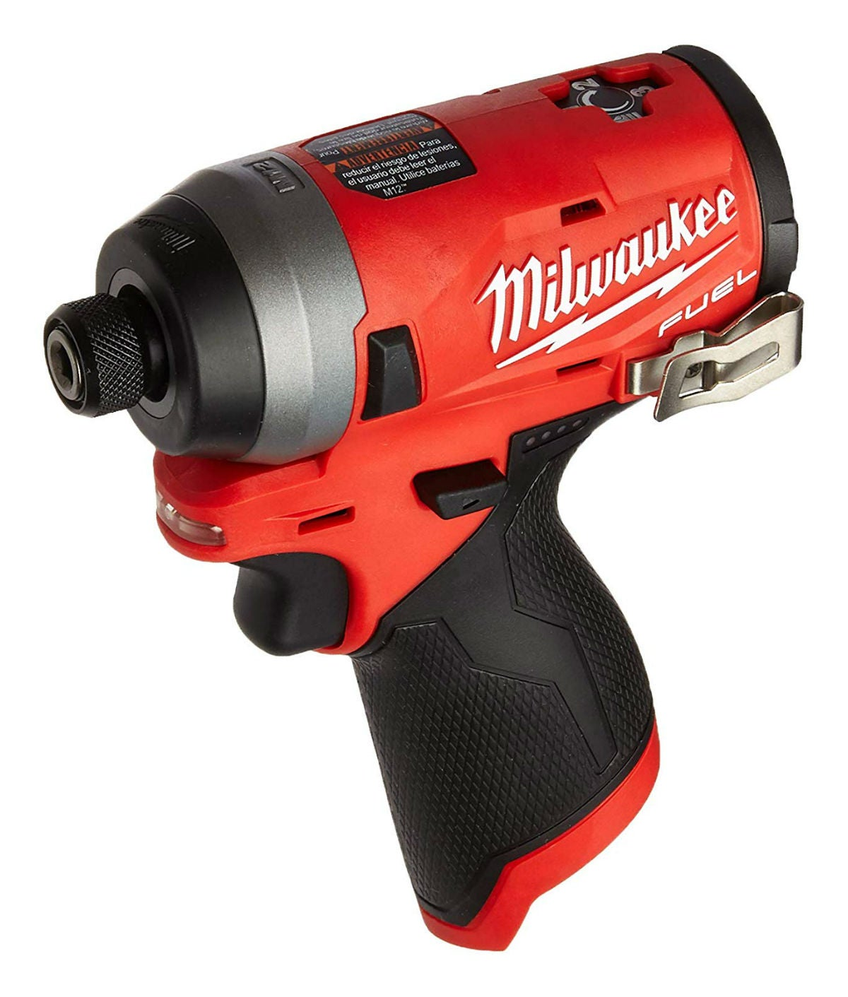 Best Impact Driver Options: Milwaukee M12 12-V Impact Driver