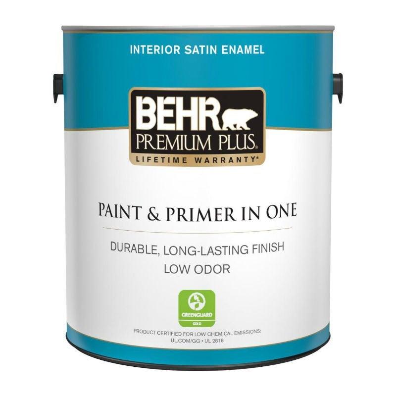 Best Interior Paint Options According to Happy DIYers: Behr Premium Plus