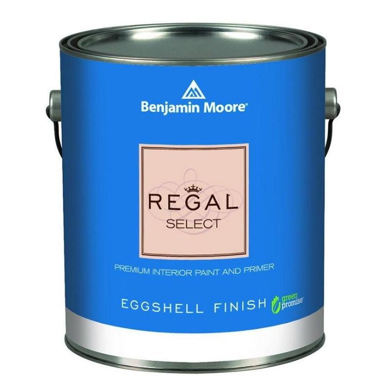 Best Interior Paint Options According to Happy DIYers: Benjamin Moore's Regal Select