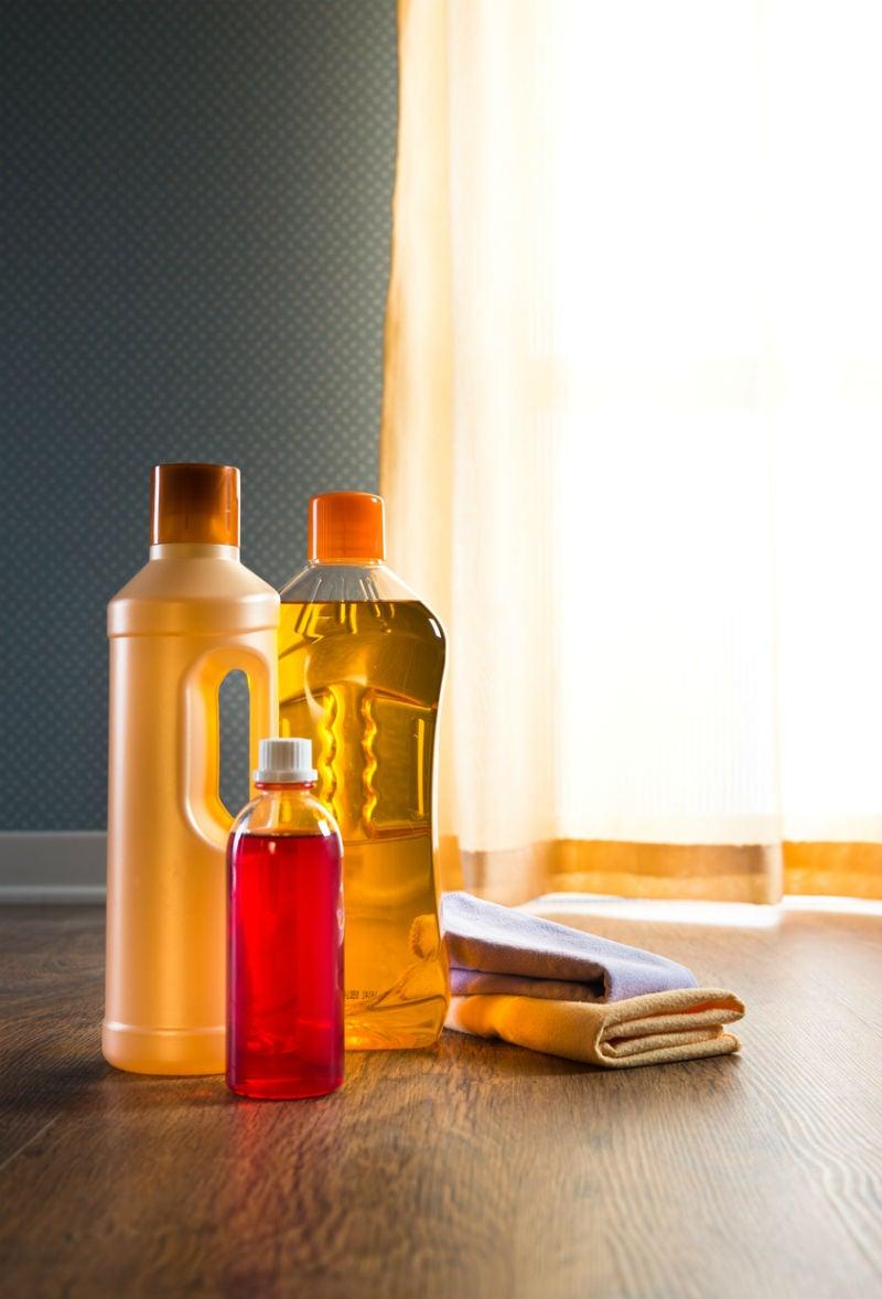5选择最好的天然清洁产品提示