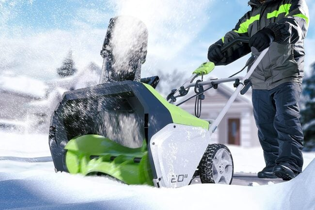 The Best Snow Blower Options