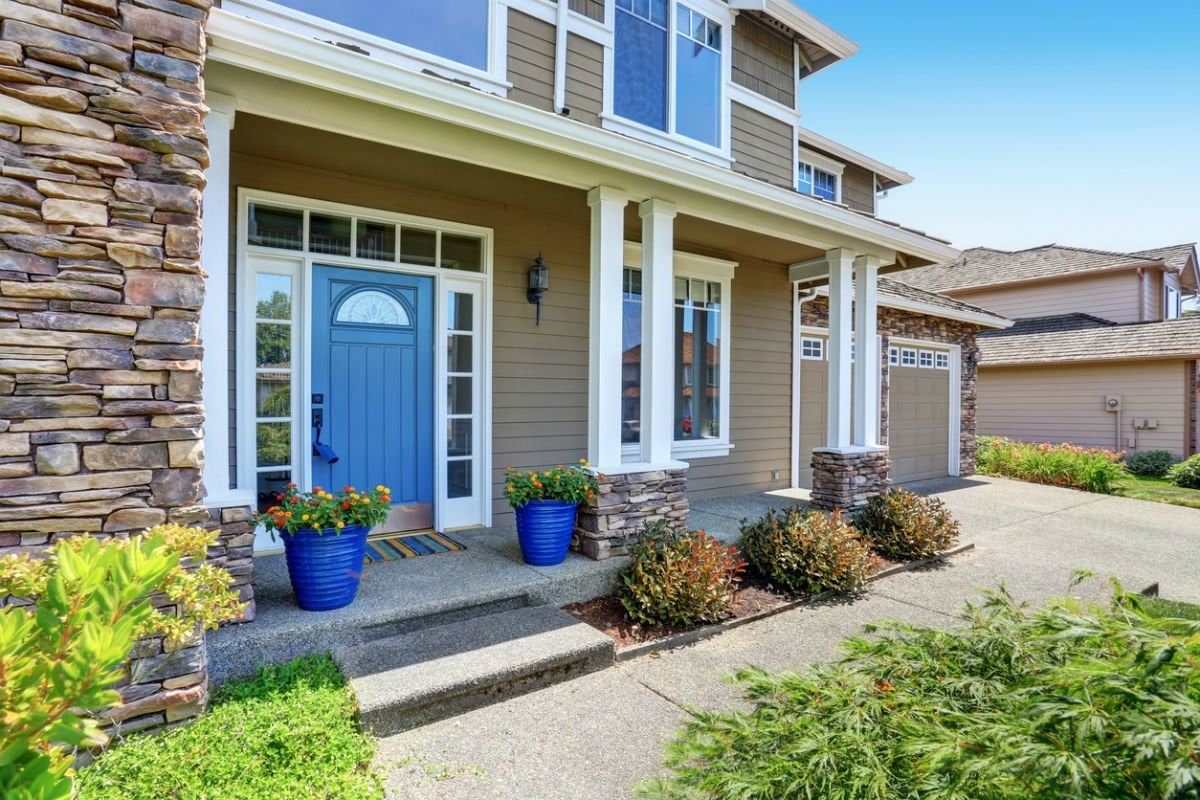 How To Choose The Best Exterior Door Paint For Your Front And Why