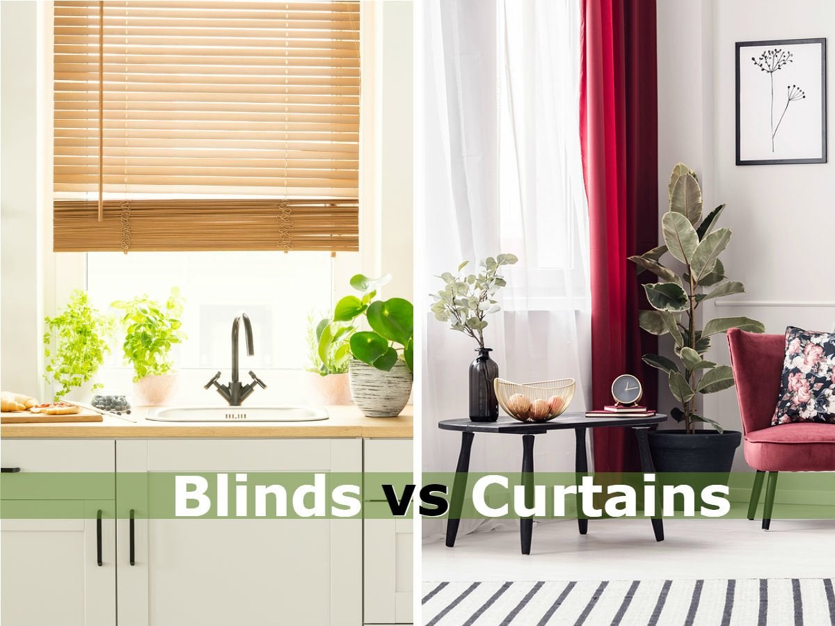 Blinds Vs Curtains The Best Window Treatments For Your Home Bob Vila