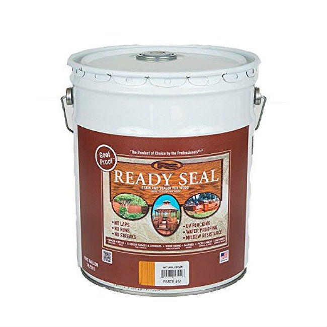 Best Deck Stain for New Decks: Ready-Seal