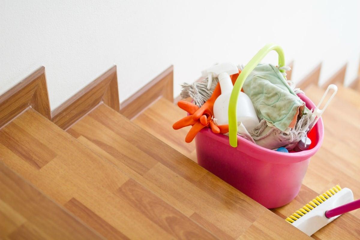 最好的硬木地板清洁业主的选择