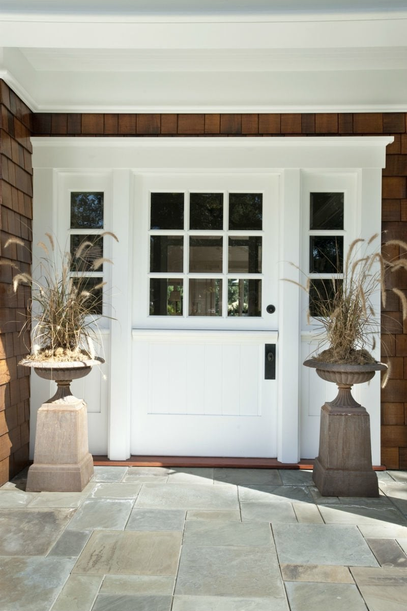 The Pros and Cons of Dutch Doors