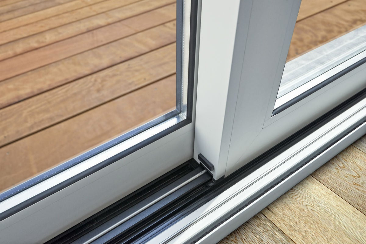 How to Improve Sliding Door Security at the Track