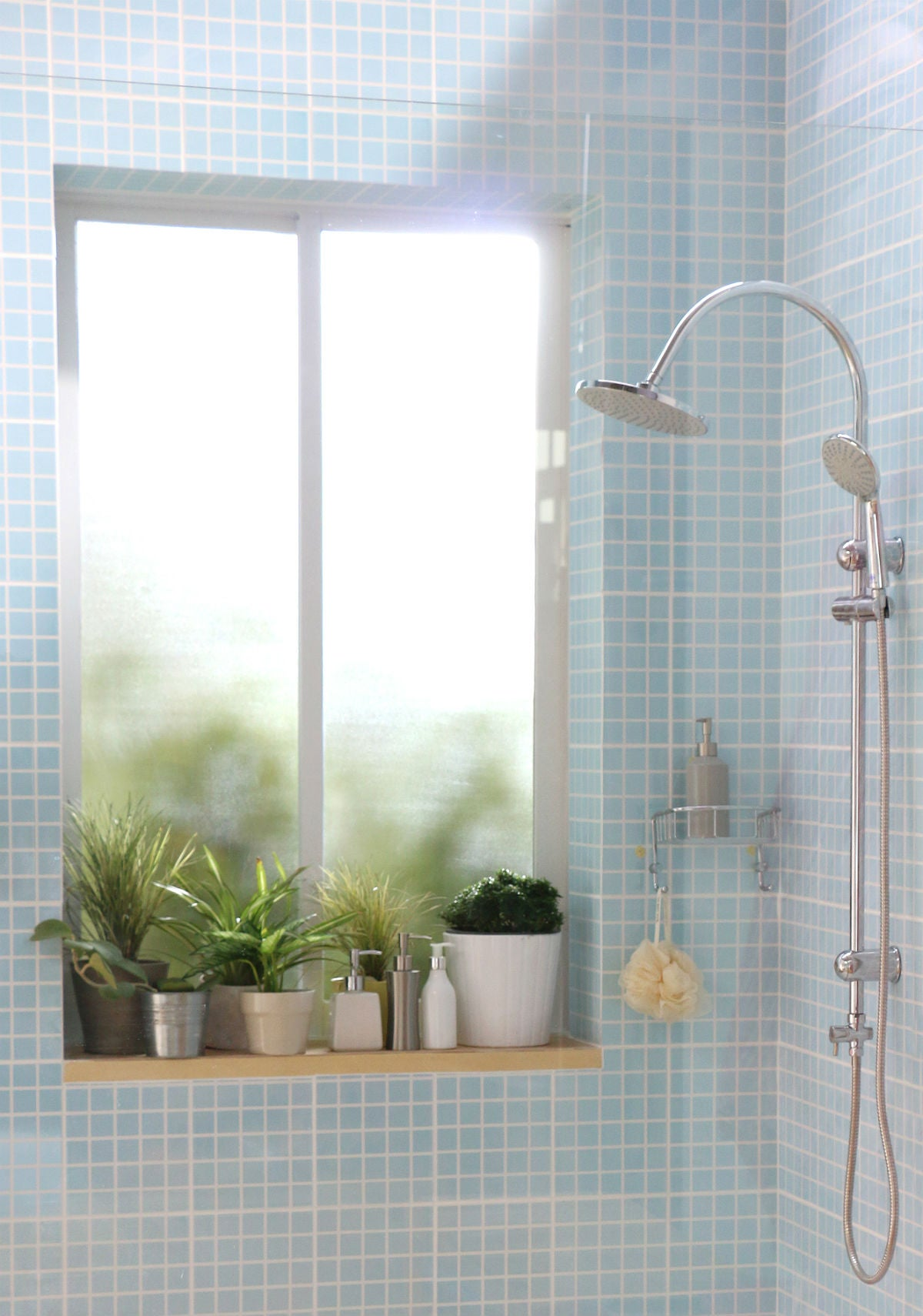 Window In Your Shower 7 Ways To Maintain Privacy In The Bathroom Bob Vila