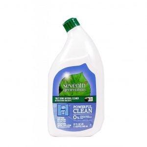最佳天然清洁产品:第七代洗手间碗清洁剂