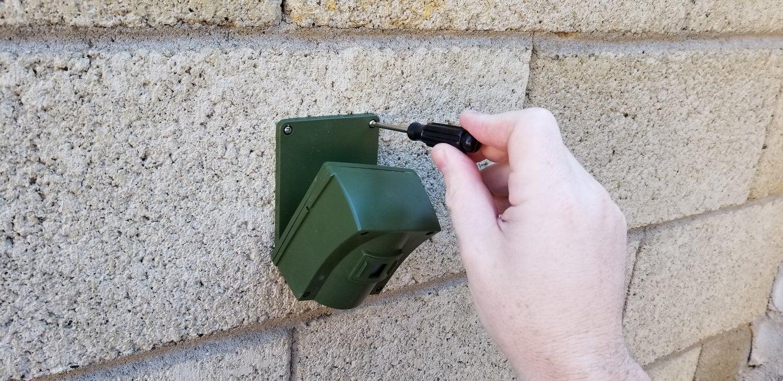 Installing Guardline at Home