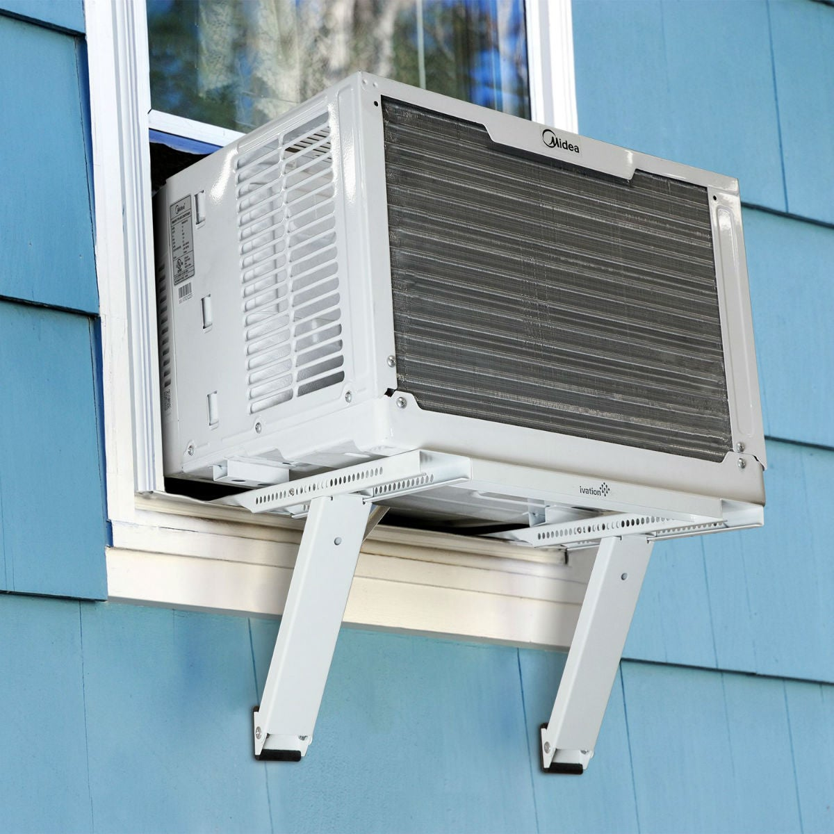 Top Tips for Installing a Window AC on Support Brackets