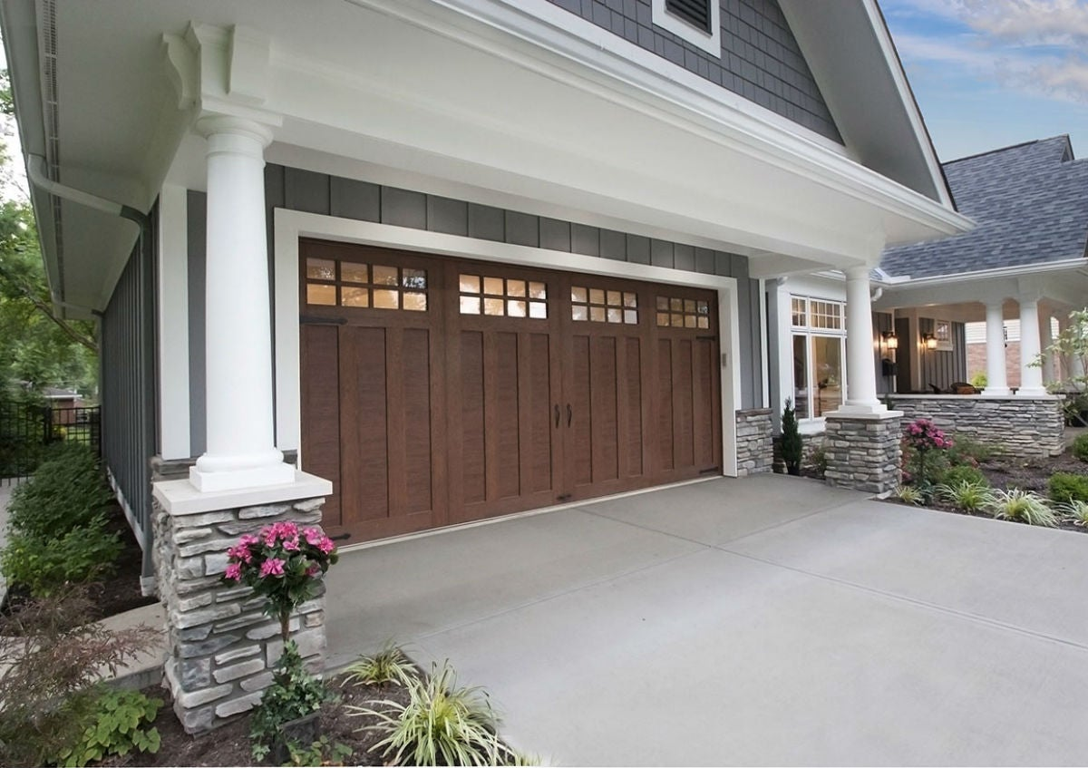 Here's How a New Garage Door Can Mean Less Maintenance